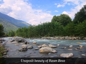 Unspoilt beauty of River Beaes