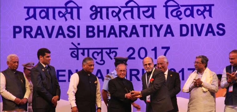 Pravasi Bharatiya Convention for Overseas Indians Held