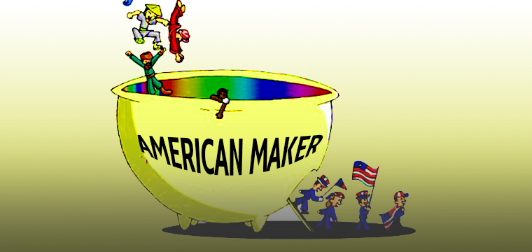 Whither America: Melting Pot Redux?