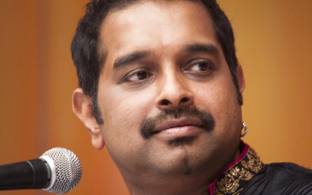 Krishna Sabrang—Live Performance of Exciting Melodies in a Unique Multilingual Concert by Shankar Mahadevan