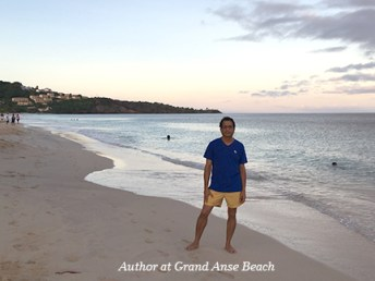 Author at Grand Anse Beach