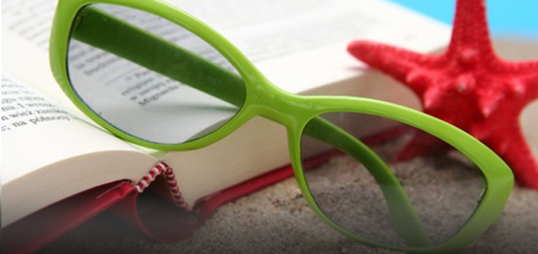 Summer Reading Recommendations for you!