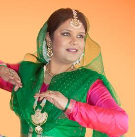 Anuranan - Annual Kathak Recital by Anupama Srivastava and students