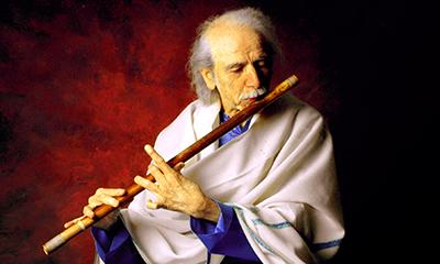 Fundraiser Flute Concert with Bansuri Master G.S. Sachdev