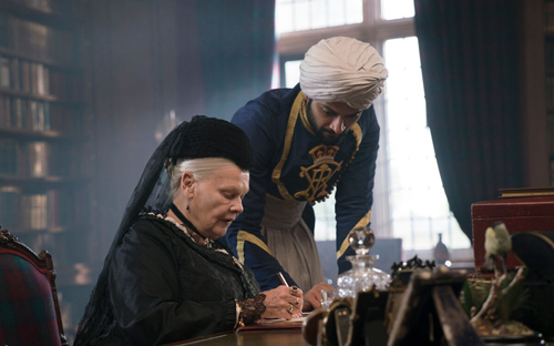 Victoria and Abdul: It looks a lot like love