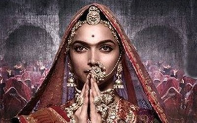 "Deepika Padukone dismisses protests over ""Padmavati"": ""We Will Not Live in Fear."""