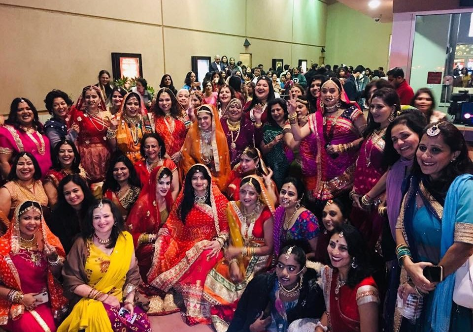 "Bay Area Women Celebrate ""Padmaavat"" in Style!"