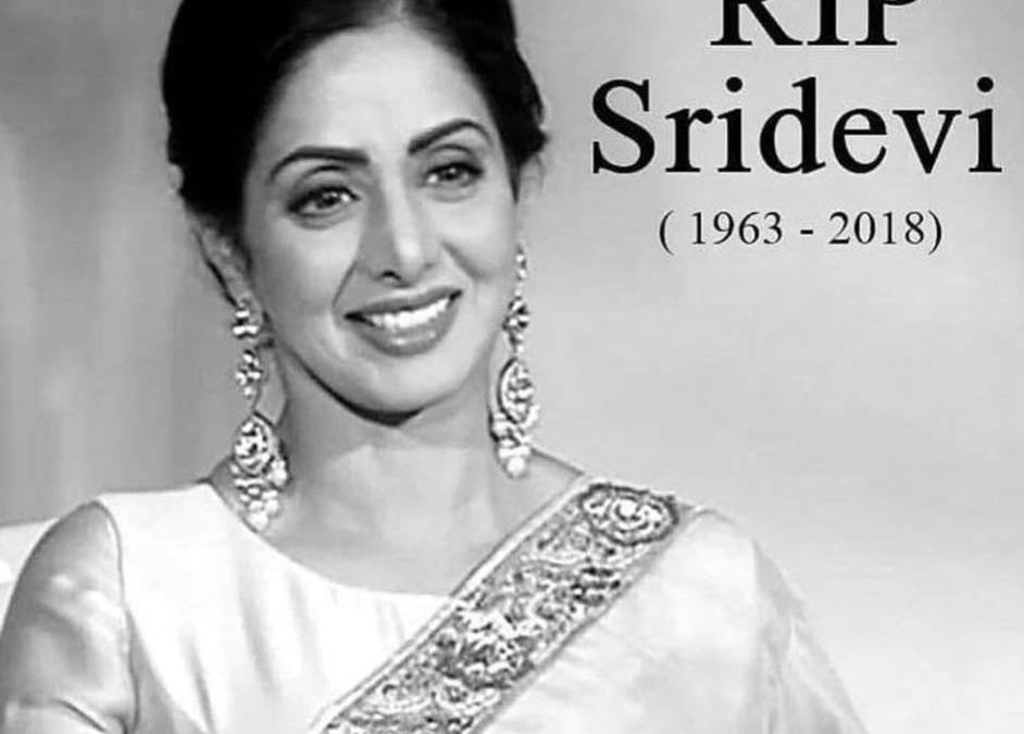 Both Diva and Devi: A Tribute to Sridevi