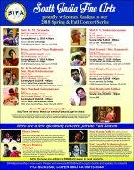 SIFA- South India Fine Arts