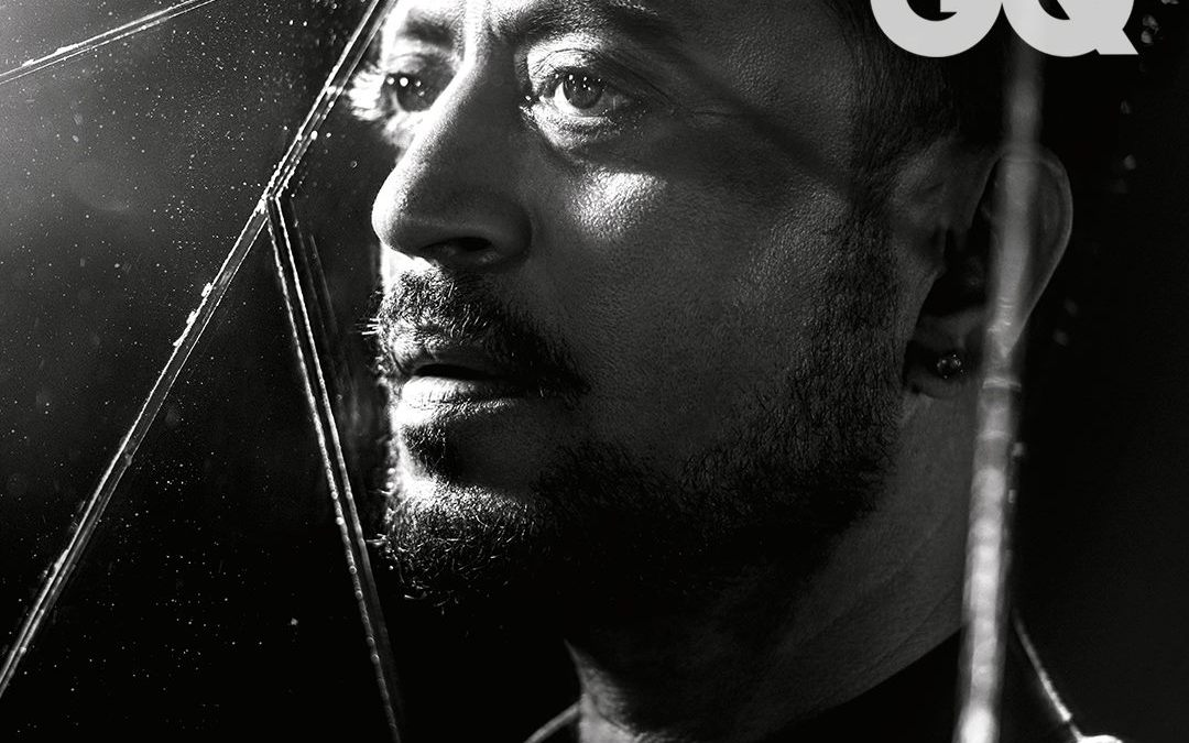 Irrfan, Because He Liked the Sound of the Extra R