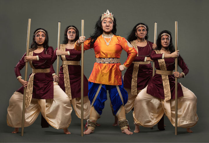 Leela Dance Collective presents Son of the Wind