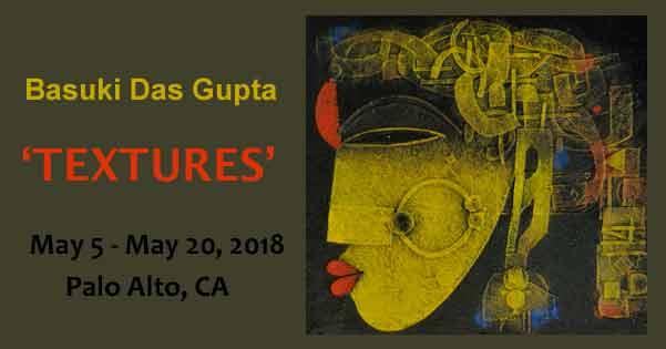 """Textured Triumphs"" – Basuki Das Gupta"