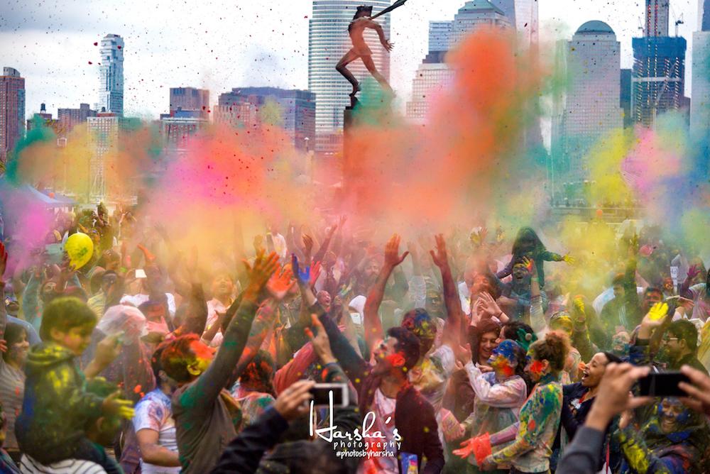 Surati's Holi Hai Festival of Colors