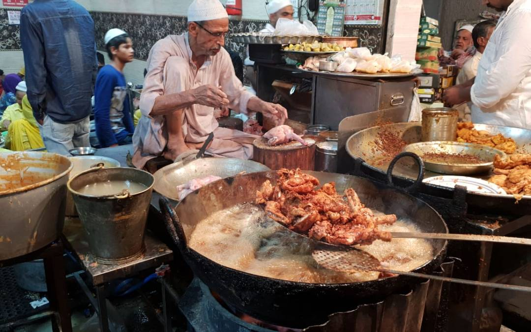 A Guided Tour of Jama Masjid's Ramzaan Gastronomy