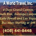 Phenomenal Offers from A World Travel