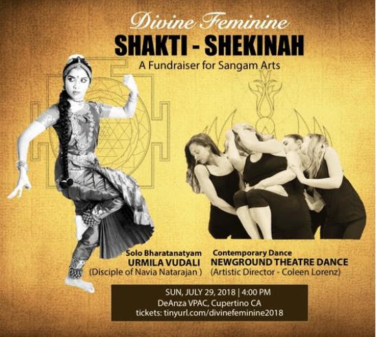 Divine Feminine: Shakti & Shekinah