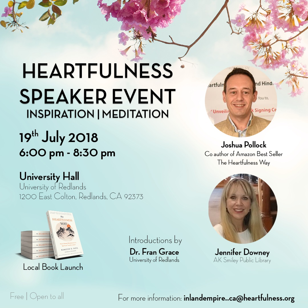 Heartfulness: Meditation & Inspiration