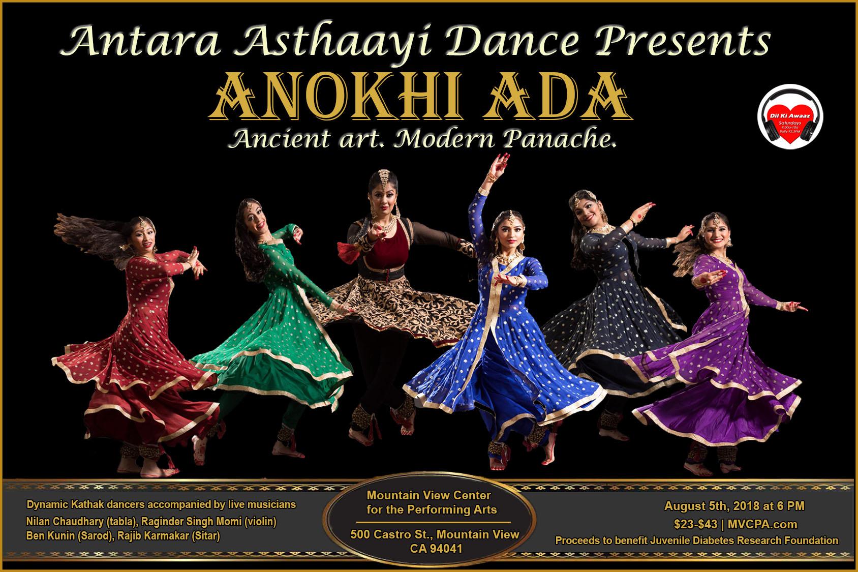 Anokhi Ada: Ancient Art, Modern Panache
