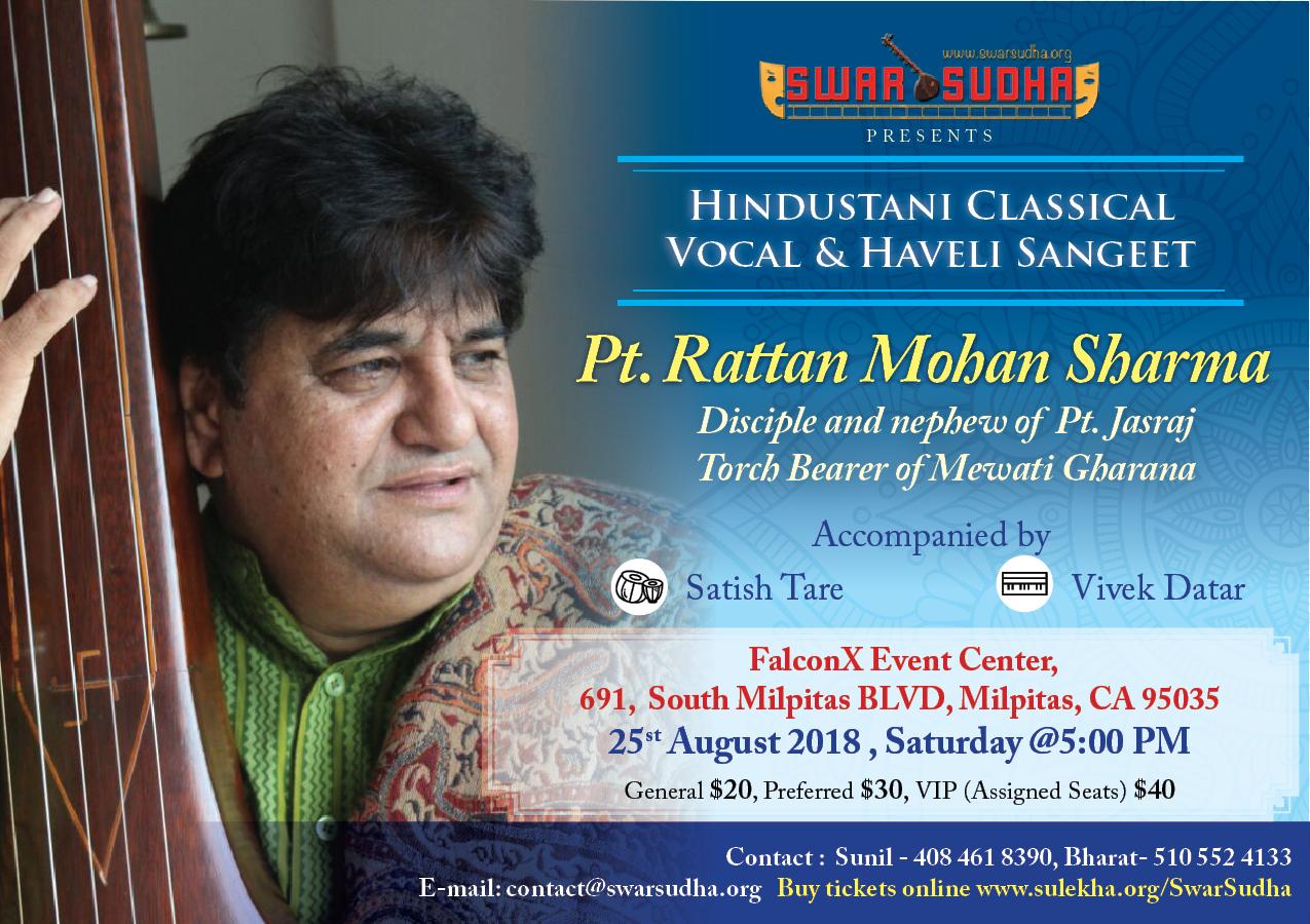 Hindustani Classical Vocal Concert