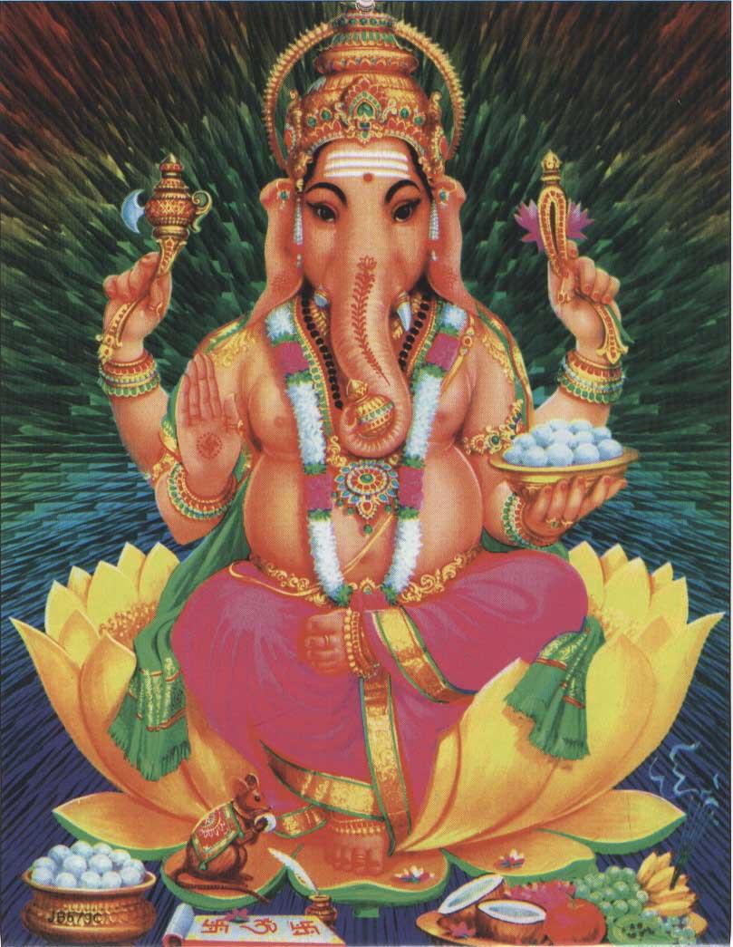 Sri Gowri & Sri Ganesha Puja