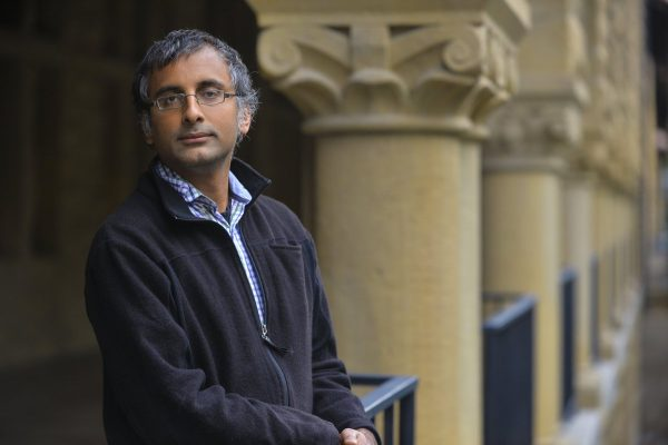Akshay Venkatesh Wins Fields Medal