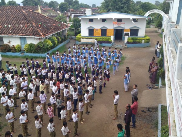 A Village that Exemplifies Gandhiji's Legacy