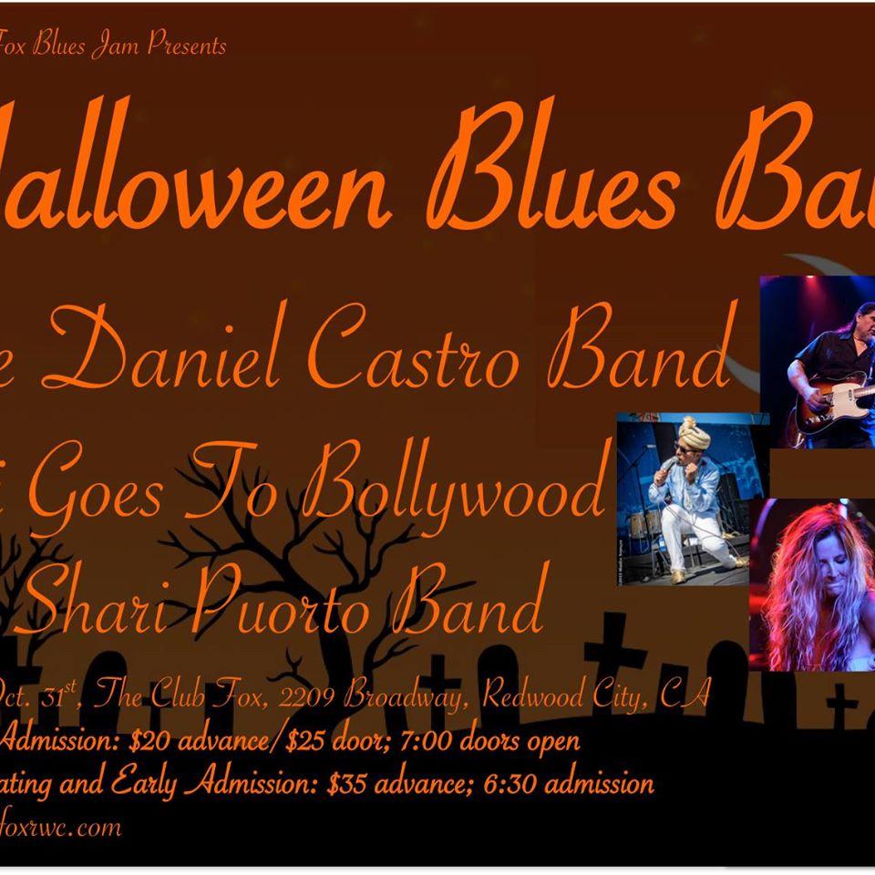 A Halloween Blues Ball