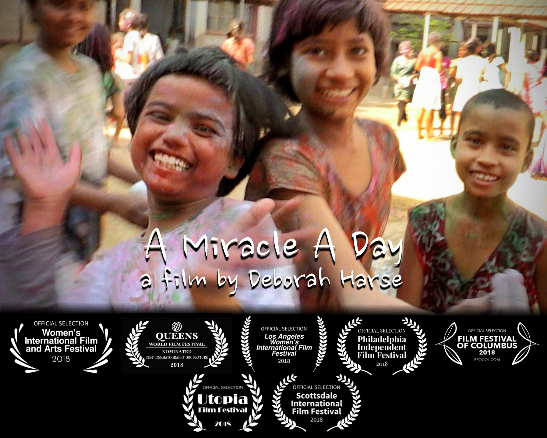 """A Miracle A Day"", a documentary film screening"