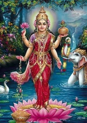 Sri Mahalakshmi Puja - Celebrate Deepavali