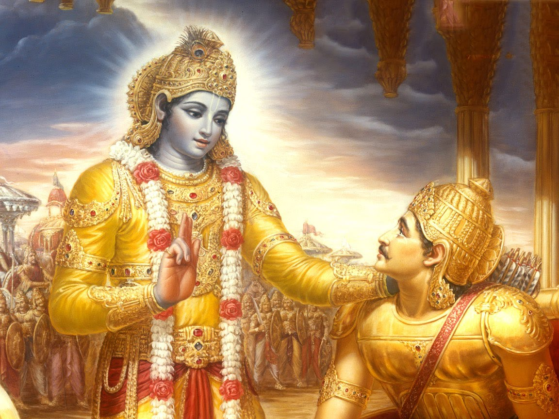 Sri Bhagavad Gita Jayanti celebration