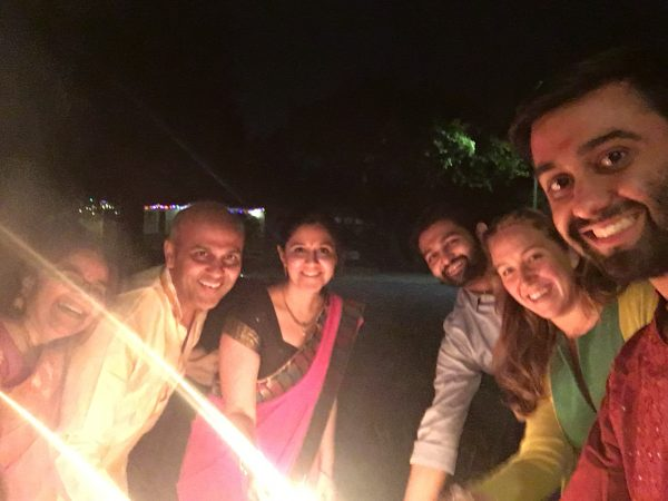 Delivering Diasporic Diwali Dreams: A Story, An Epic