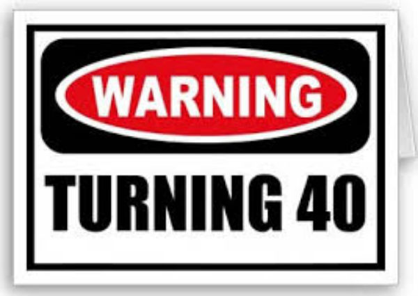 40 Life Lessons On Turning 40!