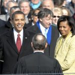 A Decade Passes: On The National Mall When Obama Spoke