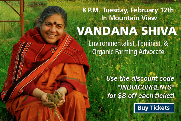 Open Space Presents Vandana Shiva