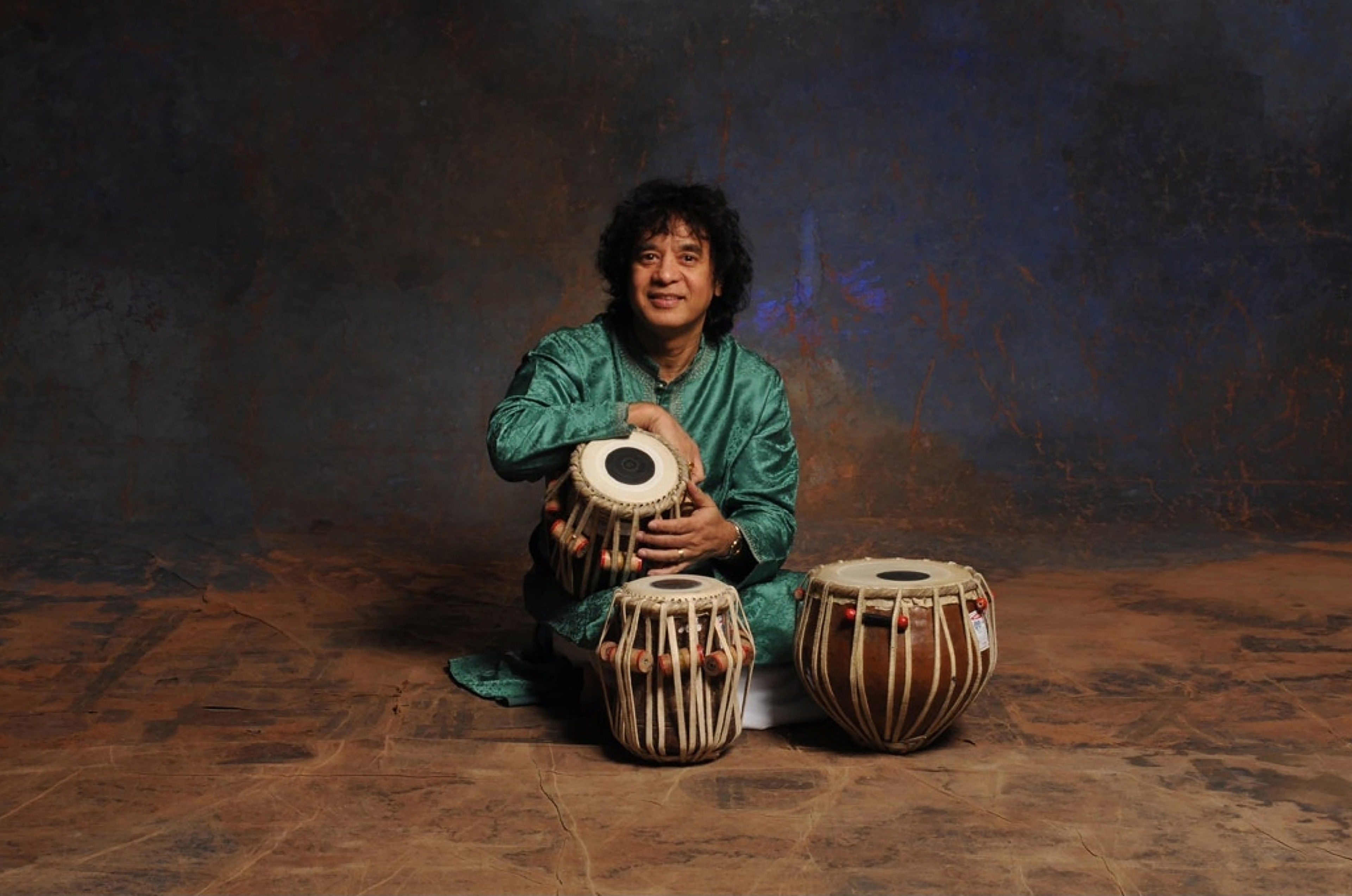 Zakir Hussain and the Masterse of Percussion