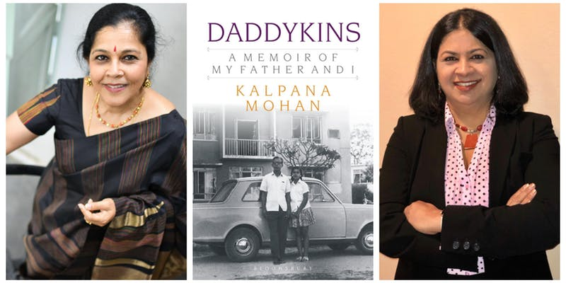 Daddykins, a Book Reading by Kalpana Mohan