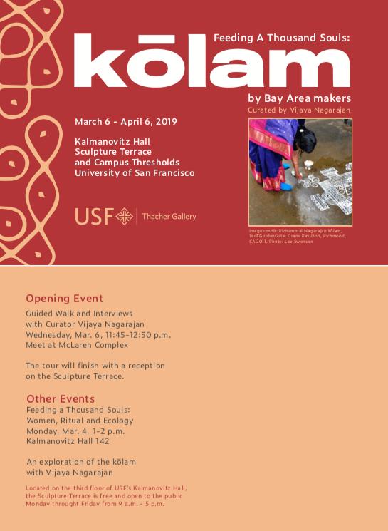 Kolam Exhibition