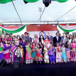 Valley Celebrates India Independence Day With Enthusiasm