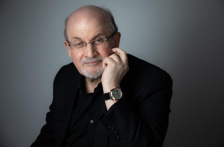 Salman Rushdie Speaks On His New Book