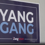 I'm With the Yang Gang: Volunteering with the Andrew Yang Campaign