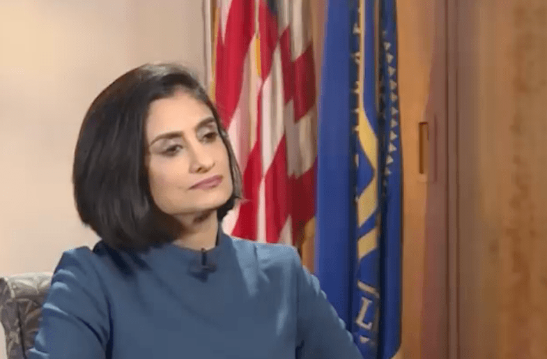 One-On-One With Trump's Medicare And Medicaid Chief: Seema Verma