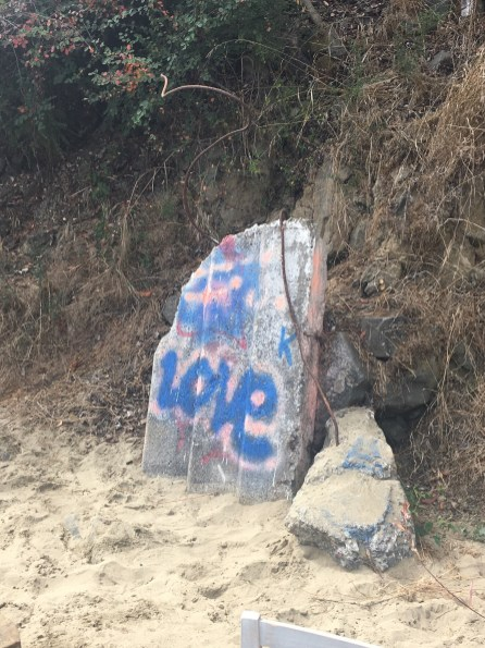 Got married next to this symbolic rock.