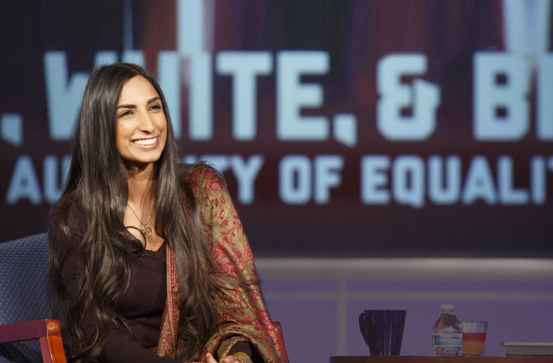 Valarie Kaur: What If Maternal Love Extended to Our Opponents ?