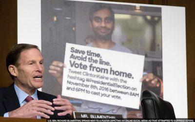 Fake News, Aziz Ansari & The Vote