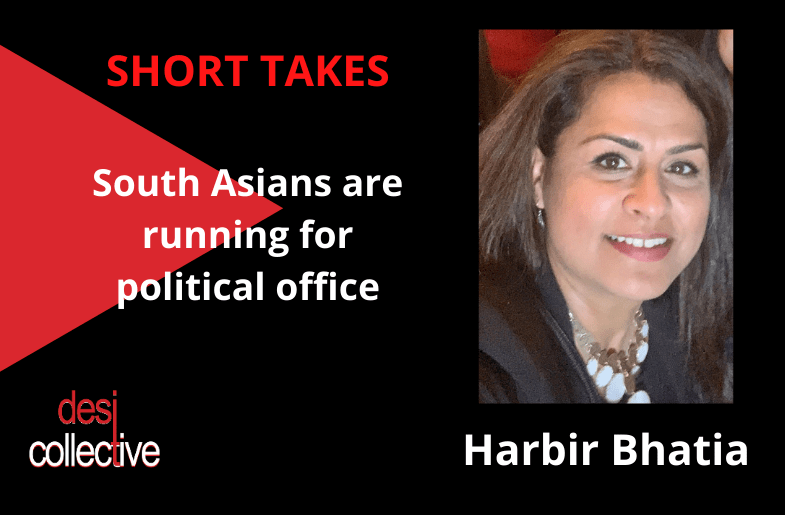 South Asians Running for Office – Harbir Bhatia in Santa Clara