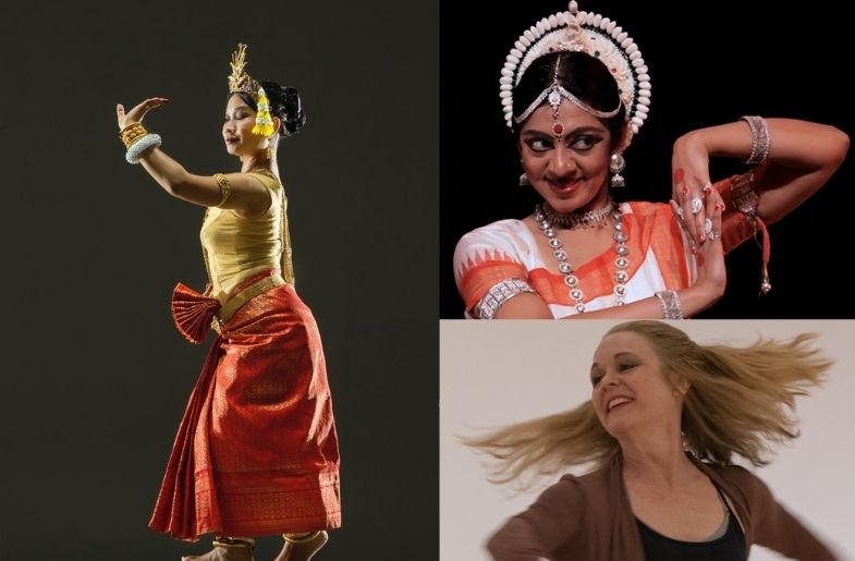Ancient Contemporary: Odissi, Jazz, & Cambodian Classical