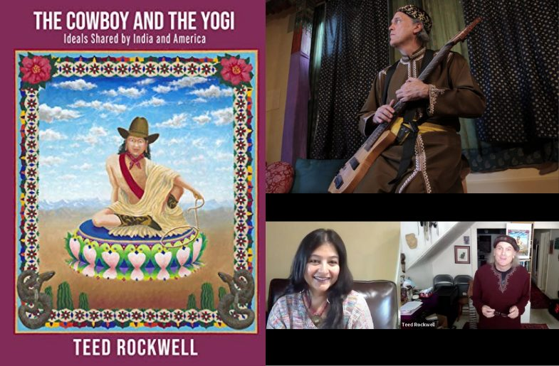 The Cowboy and the Yogi: Ever-changing Traditions