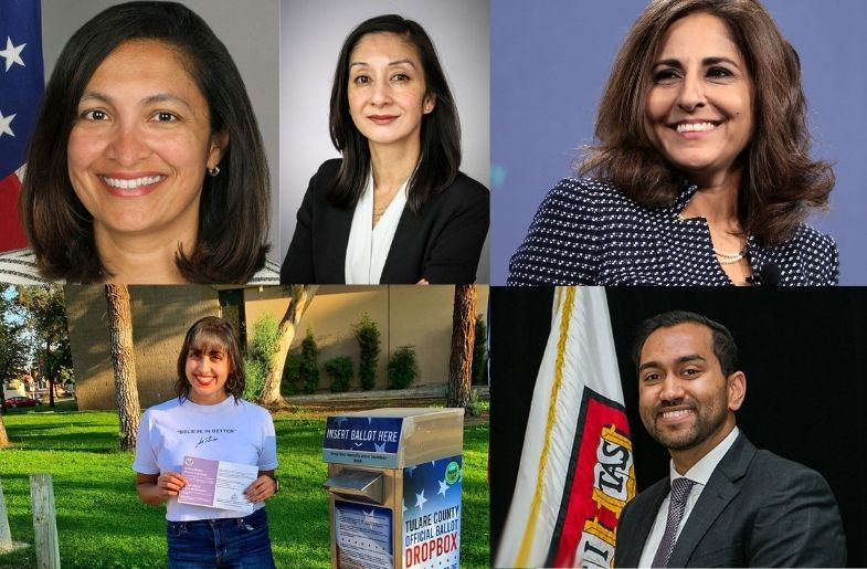 Key South Asian Players in the New Administration