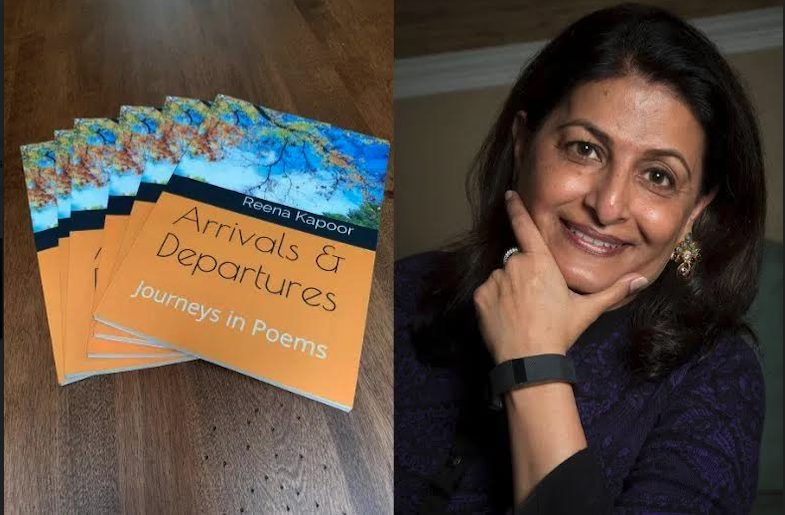 Reena Kapoor's Poetry Is a Nostalgia Trip Of Places Untraveled