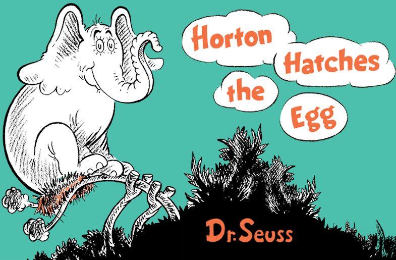 Nose In Books, Feet In Socks: On Dr. Seuss